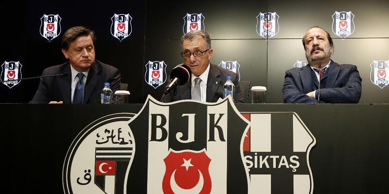 Beşiktaş'ta Futbol A.Ş. krizi!