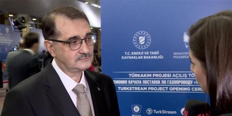 Bakan Dönmez'den CNN TÜRK'e özel açıklamalar