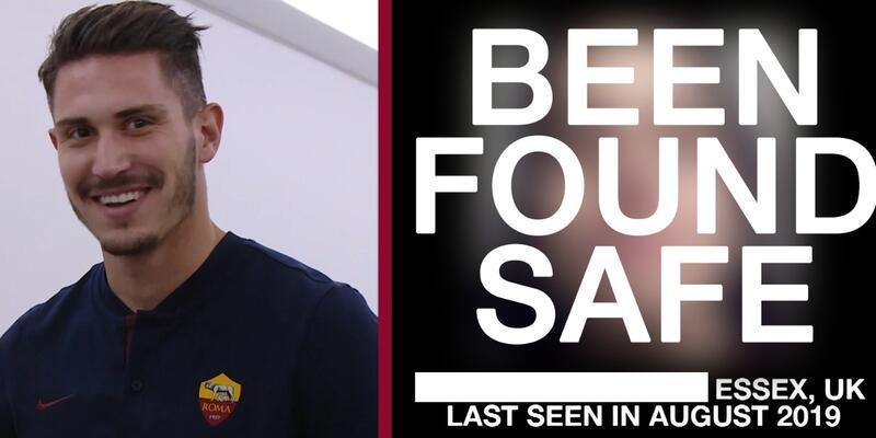 Roma Kulübü kayıp bir çocuğu daha buldu