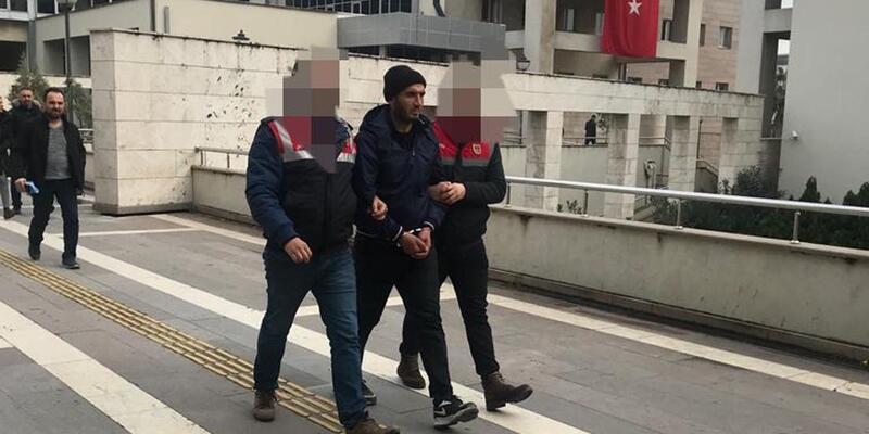 DEAŞ'ın 'savaşçı' kadrosundaki Suriyeli tutuklandı
