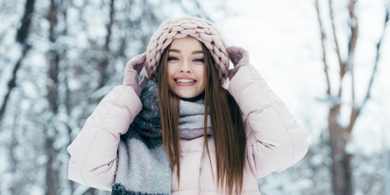 Cildinizi kış soğuklarından koruyun