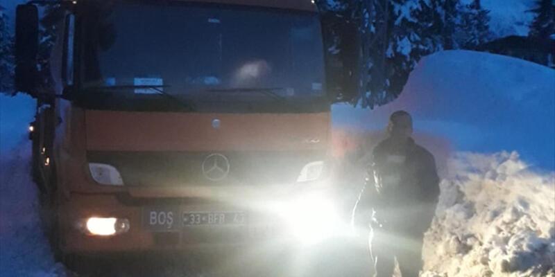 Adana'da çığ altında kalan işçinin cansız bedeni bulundu