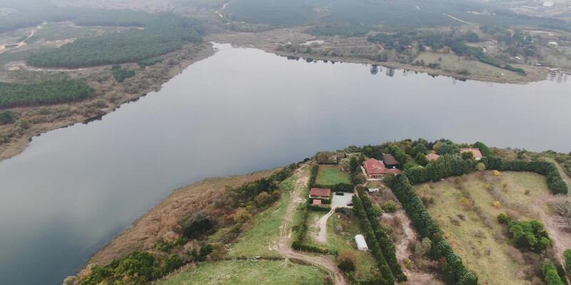 İstanbul'un barajlarında doluluk oranı yüzde 50'yi aştı