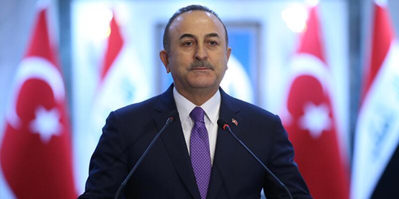 Bakan Çavuşoğlu: Irak halkıyla dayanışmamız devam edecek