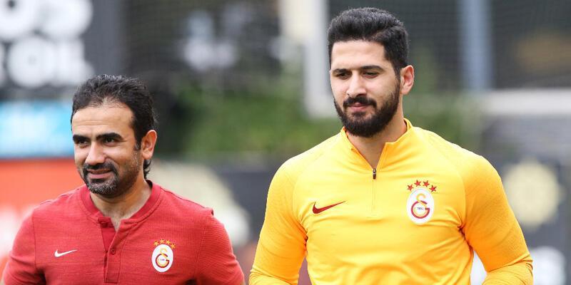 Galatasaray'da Emre Akbaba gelişmesi