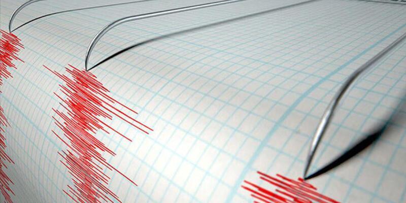 Akdeniz açıklarında deprem!