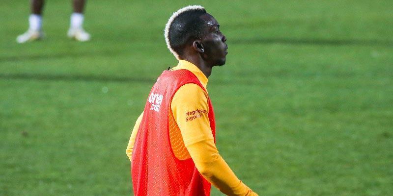 Galatasaray'da Onyekuru kamp kadrosuna alınmadı