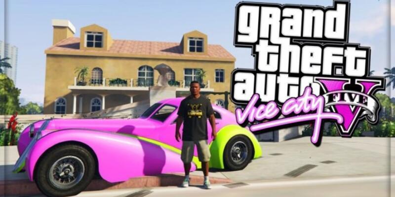 GTA Vice City mod olarak geri dönüyor