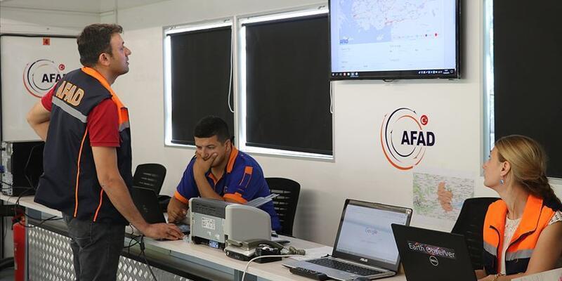 AFAD: Deprem farklı fay segmentinde oldu