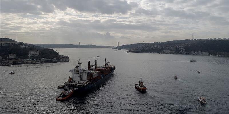 Boğazları kullanan gemi sayısı 85 bine yaklaştı