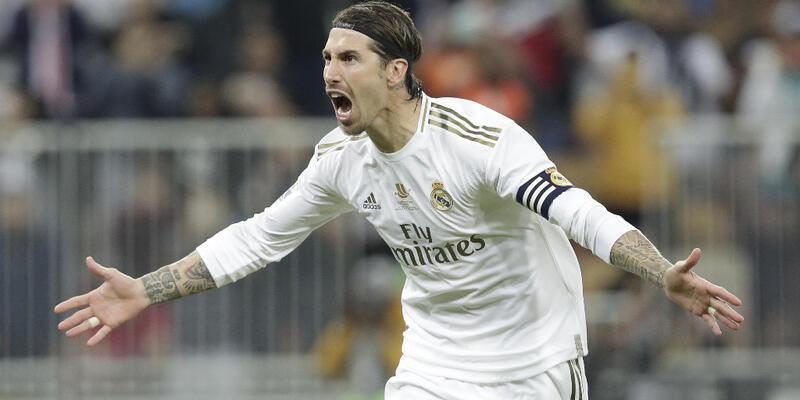 Real Madrid-Sevilla maçı CNNTURK.COM'da