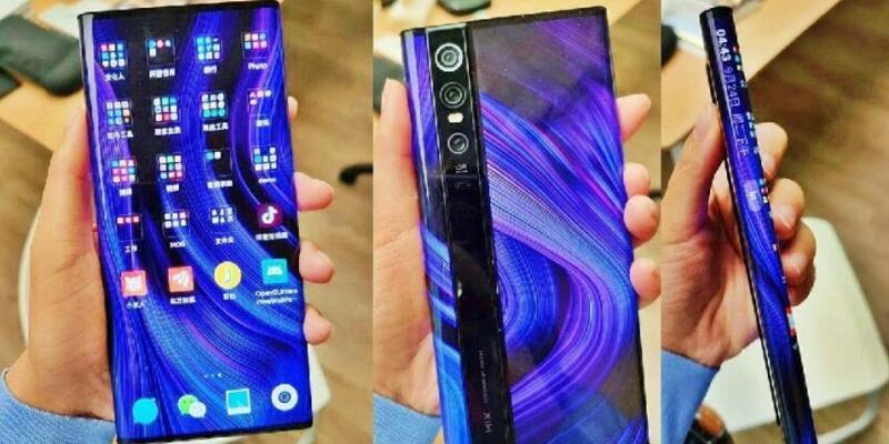 Xiaomi Mi Mix Alpha önemli bir başlangıç olacak