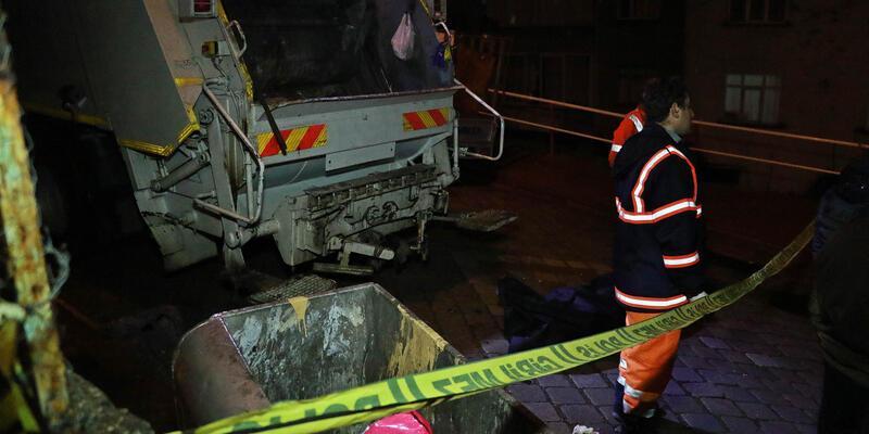 Çöp kamyonundaki cesetle ilgili 7 gözaltı