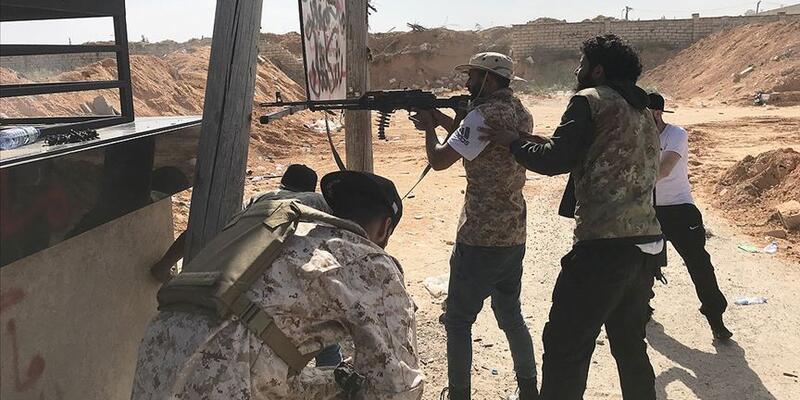 Hafter milisleri saldırı için toplanıyor