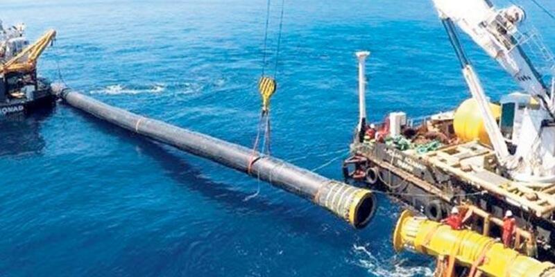Deniz Geçişi İsale Hattı'nda sabotaj şüphesi