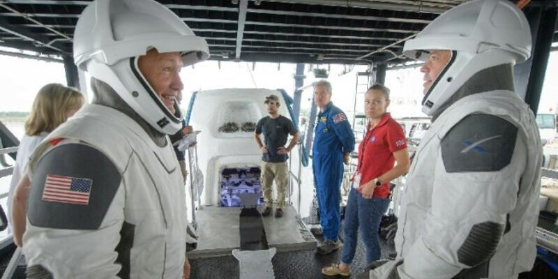 Crew Dragon acil durum testlerine başladı