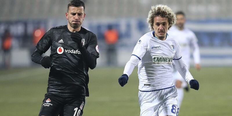 Erzurumspor 3-2 Beşiktaş MAÇ ÖZETİ