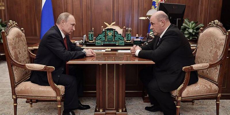 Putin, başbakanlık görevi için Mişustin'i önerdi