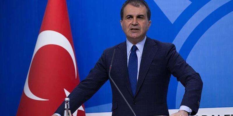 AK Parti Sözcüsü Ömer Çelik: Şiddetle kınıyoruz