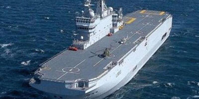 Fransa, Orta Doğu'ya uçak gemisi gönderecek