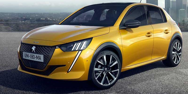 Peugeot 208 ve 2008 ile 35 bini aşacak
