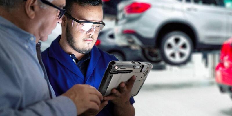 BMW ve Getac işbirliği artıyor