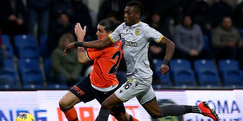 Medipol Başakşehir - BtcTurk Yeni Malatyaspor: 4-1