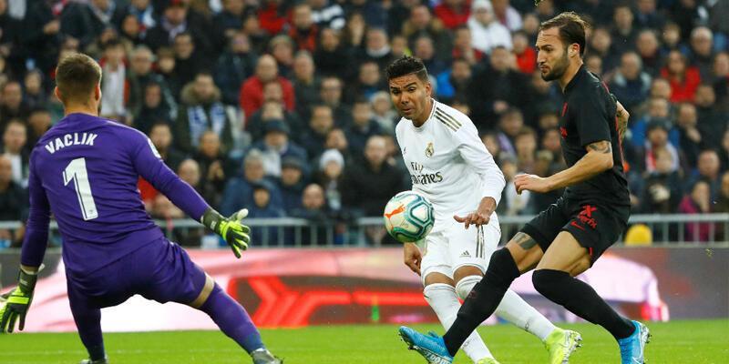 Real Madrid - Sevilla: 2-1