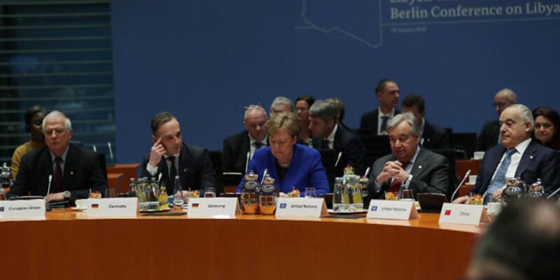Dünyanın gözü Berlin'deydi! AB'den ilk açıklama