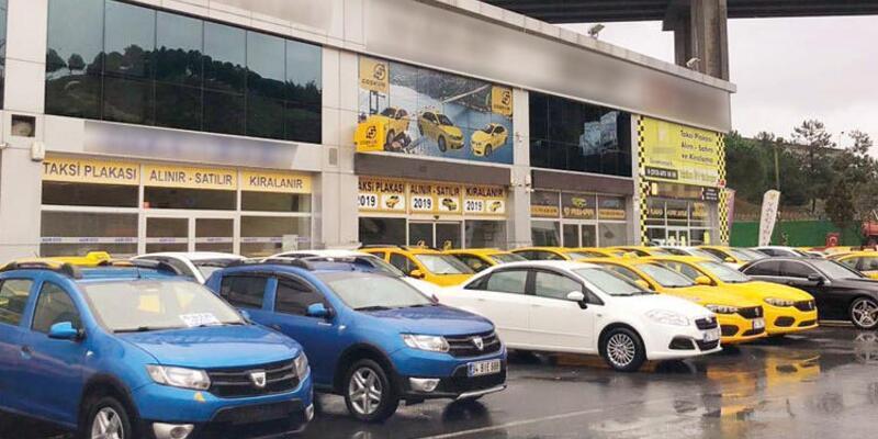 Taksi plakaları tartışma yarattı: Alanlar 5 günde 450 bin lira zarar etti