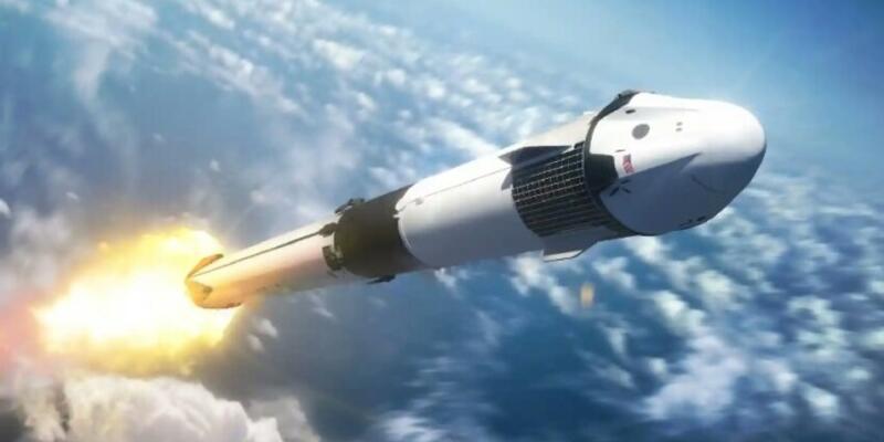 SpaceX Crew Dragon testi hiçbir aksaklık çıkarmadı