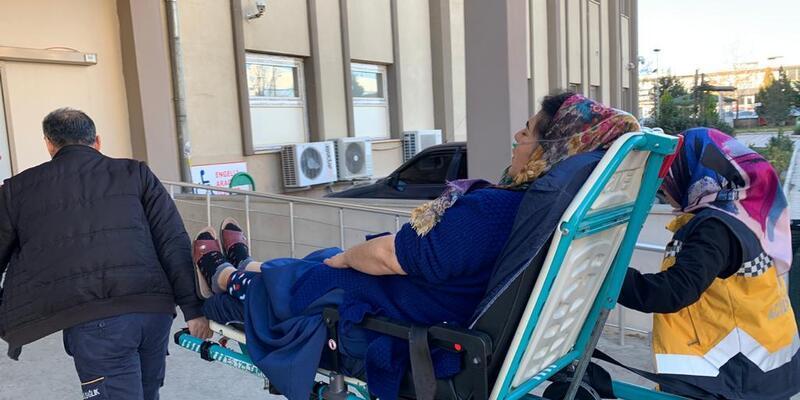 Sobadan zehirlenen 9 kişi hastaneye kaldırıldı