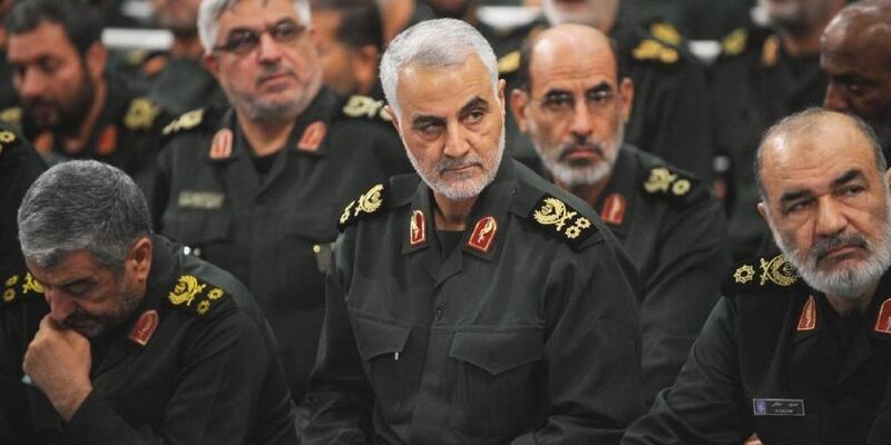 İran'da şok: Bir komutanları daha öldürüldü