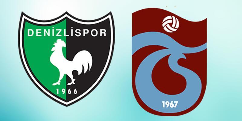 Denizlispor Trabzonspor kupa maçı saat kaçta, rövanş hangi kanalda canlı izlenecek?