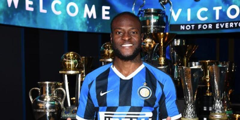 Victor Moses Inter'e imza attı