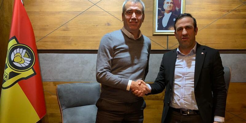 Yeni Malatyaspor Kemal Özdeş'i açıkladı