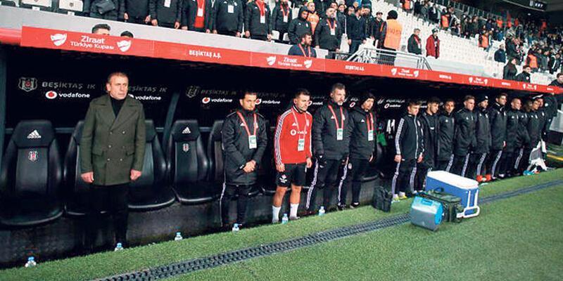 Beşiktaş soyunma odasında sert tartışma!