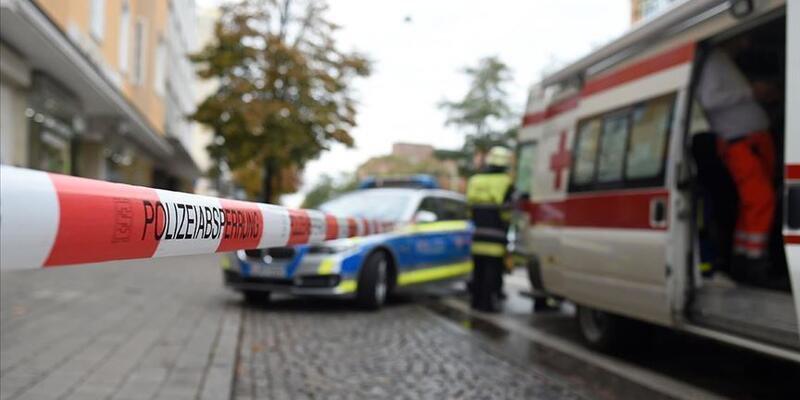 Almanya'da kanlı saldırı: En az 6 ölü