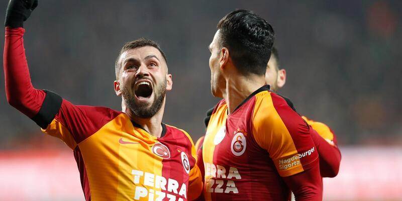Konyaspor 0-3 Galatasaray MAÇ ÖZETİ