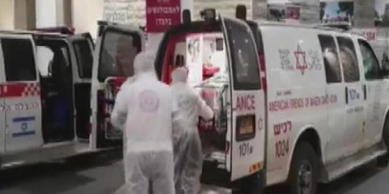 İsrail'de koronavirüsü alarmı!