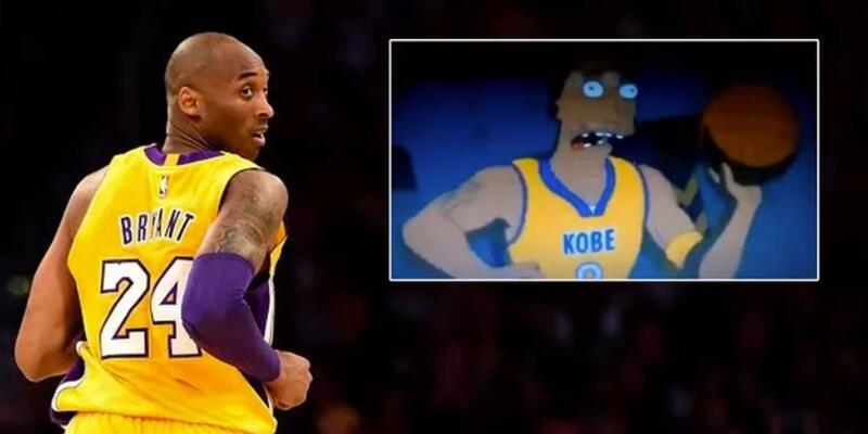 The Simpsons'ın Kobe Bryant kehaneti yok