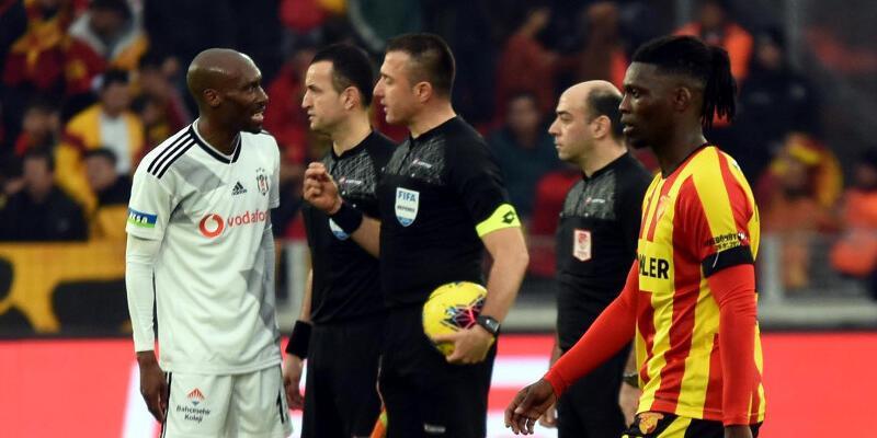 Beşiktaş, Göztepe maçının tekrarı için başvuracak