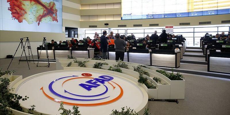 AFAD: Elazığ ve Malatya'da arama kurtarma çalışmaları tamamlandı