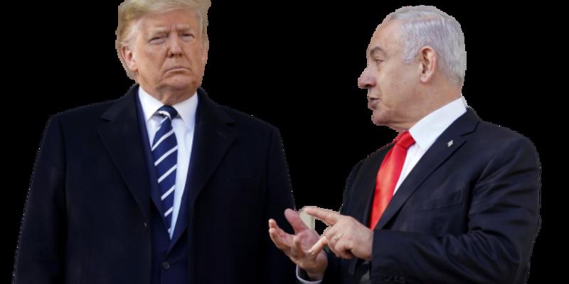 """""""Yüzyılın Anlaşması"""" açıklanıyor! İsrail Ürdün Vadisi'ne asker gönderecek"""