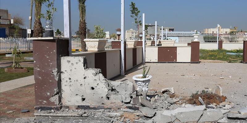 Son dakika... Hafter'e bağlı güçler okulun bahçesine saldırdı: Ölü ve yaralılar var