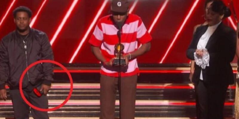Nintendo Switch, 62. Grammy Ödülleri etkinliğinde sahneye çıktı