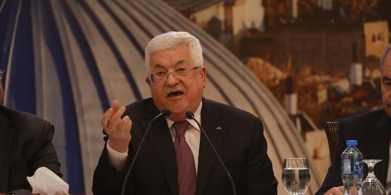 Mahmud Abbas BMGK'da ABD'nin sözde barış planına karşı çıkacak