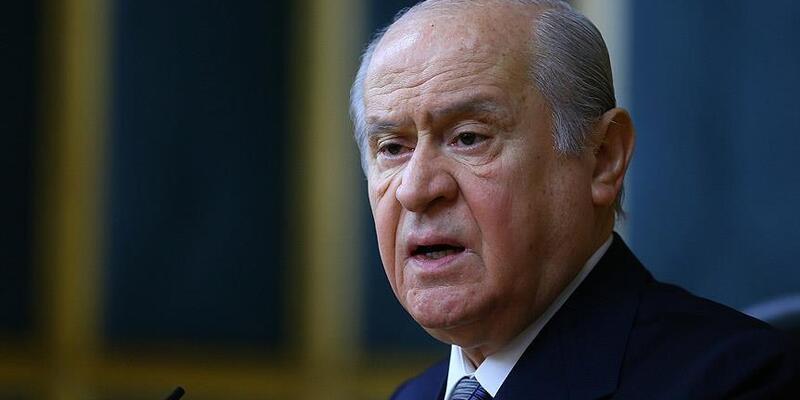 MHP lideri Devlet Bahçeli'den ırkçı Yunan vekile sert tepki