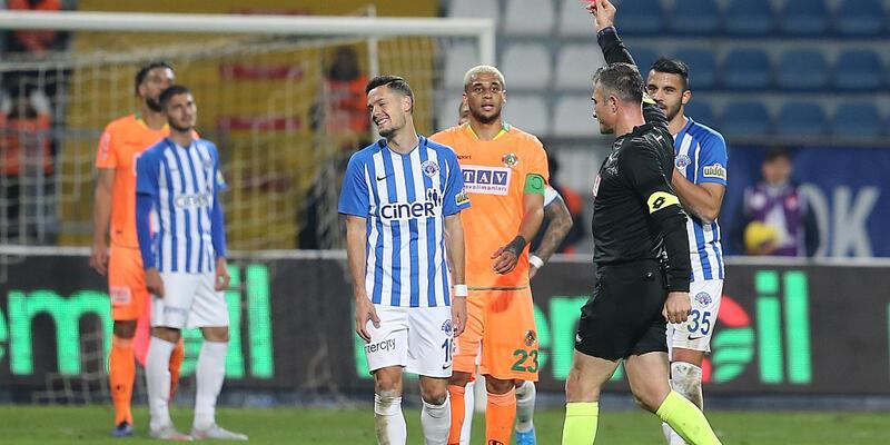 Haris Hajradinovic'e 3 maç ceza