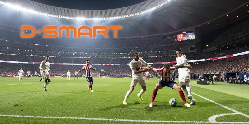 Real Madrid-Atletico Madrid maçı Youtube'da